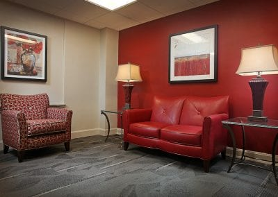 greystone apartment building interior