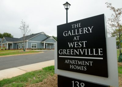 the gallery at west greenville